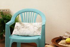 Cómo pintar tus muebles de plástico