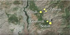 Archaeologists May Have Located the Biblical City of Sodom