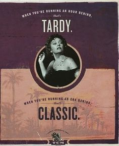 """Turner Classic Movies. hahaha looove that! this movie is a erie favorite """"Sunset Boulevard"""""""