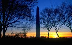 Washington Monument HD Wallpaper