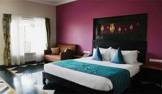 Spoil yourself with luxurious accommodation facilities at the Ramada, one of the best spa resorts in Udaipur.