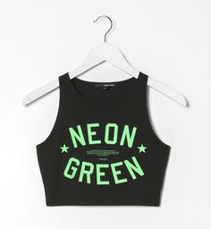 #neon #green #top #musthave #TALLYWEiJL
