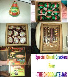 Chocolate Diwali Crackers:-)