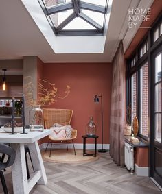 Home Made By Binnenkijker, Basement Inspiration, Interior Inspiration, Room Inspiration, Diy Bedroom Decor, Diy Home Decor, Minimal Home, Piece A Vivre, House Inside, Trendy Home