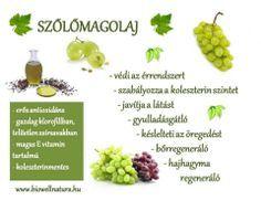 Miért jó a szőlőmagolaj?