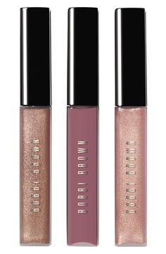 Bobbi Brown Lip Gloss Trio