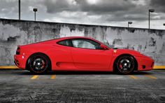 Do sports cars spark your #RedPassion?