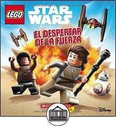 El Despertar Dela Fuerza (Lego Star Wars) de Scholastic ✿ Libros infantiles y juveniles - (De 3 a 6 años) ✿
