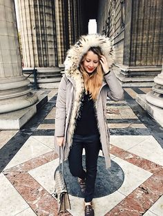 Get this look: http://lb.nu/look/8522249 More looks by Caroline Louis: http://lb.nu/pardonmyobsession Items in this look: Woolrich Parka