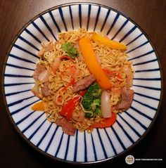 #1068: Koka Oriental Style Instant Noodles Stir Fried Noodles | The Ramen Rater