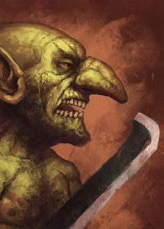 Goblin Raider by jlewenhagen on DeviantArt