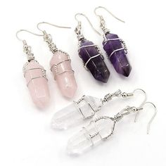 PandaHall Jewelry—Brass Wire Wrapped Bullet... | PandaHall Beads Jewelry Blog