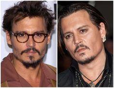 Johnny Depp-et szimpatikusabbá teszi a szemüveg