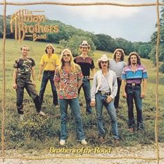 The Allman Brothers Band - Brothers Of The Road 180g Import LP September 23 2016 Pre-order