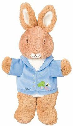 Kids Preferred Peter Rabbit Hand Puppet - h