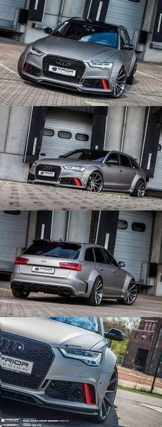 Prior Design Audi Rs6 A6 Bodykit