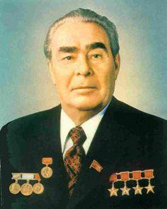 Top Mass Murderers In History  - Leionid Brezhnev