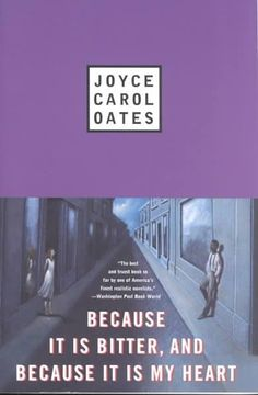 Joyce Carol Oates adds to her extraordinary body of work with this stunning novel of violence and love. At the heart of the story are two people, Iris Courtney, who is white, and handsome Jinx Fairchi