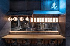 Masquespacio designs Hikari Yakitori bar - Feel Desain