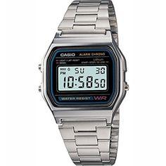 d5c8637f2fc9 Chollo en Amazon España  Reloj Casio A158WA por solo 14