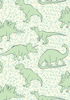 LITTLE DINO A story for little boys / Linear illustrations provide a playful feel / Dinosaur repeats make a great conversational repeat / Emphasize the silhouette of dinosaurs with wireframes and outlines / Rewild the tyrannosaurus rex and stegosaurus for the S/S 16