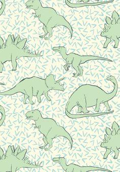 Dinosaurio verde animal
