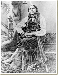 Photograph, Comanche Quanah Parker,
