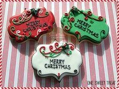 Christmas Cookies - Merry Christmas