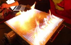 Pyro Board: 2D Rubens` Tube! Watch the video: http://www.i-am-bored.com/bored_link.cfm?link_id=96936