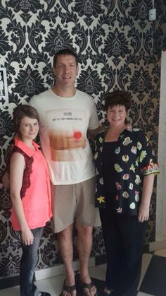 Bakkies Botha visits Even Rugby players love our and Rugby Players, Montana, Restaurants, Cupcakes, Food, Flathead Lake Montana, Cupcake Cakes, Essen, Restaurant