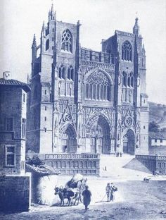 Cath drale saint maurice vienne d partement de l 39 is re for Architecture gothique definition