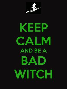 wizard of oz: bad witch is more fun...but dang that Glenda has the cutest dress!!