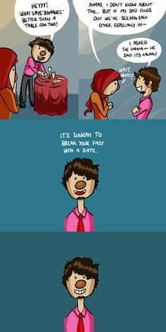 Wrong interpretation of Date during Ramadan.