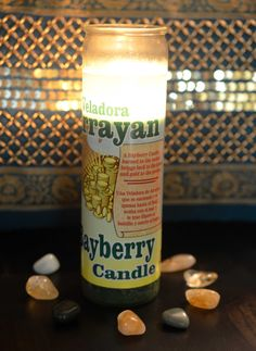 Fill your #newyear with prosperity, good health and abundance by burning Bayberry Candles for 40 days straight! A bayberry candle burned to its socket brings health to the home and wealth to the pocket! #bayberry #rituals #2015
