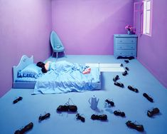 JeeYoung Lee Re-Creates her Dreams in One Room