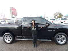 """Very quick and friendly. I am a returning customer. I like the service I get from the auto group family."" -Trina K. Thanks Trina, and a BIG thanks from the Auto Group! We really appreciate your continued business, and hope you enjoy your new Dodge Ram 1500!"