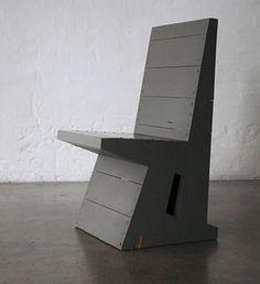 Chair by Dom van de Laan