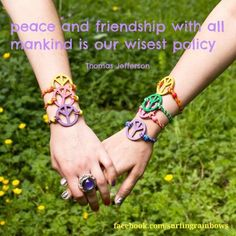 Peace/Friendship