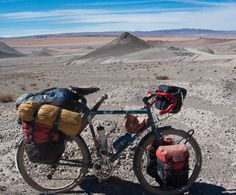 Bike: Treking tour style
