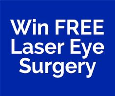 Win Laser Eye Surgery with Optical Express - Competitions. Laser Eye Surgery, Competition, Ireland, Fill, Eyes, My Love, Simple, Products, Irish
