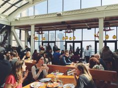 #cindys #chicago #brunch #incredibleview #michiganstreet #glassroof