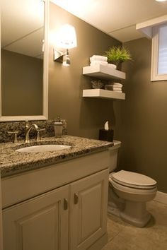 Timeless Revival - traditional - powder room - other metro - Shane D. Inman