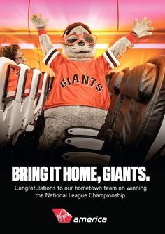 Giants all day!