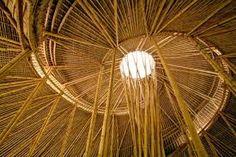 Resultado de imagen de construccion bambu