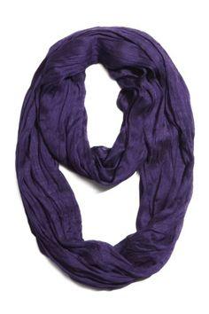 Feminine Light Weight Silky Soft Solid Infinity Loop Silk Cotton Scarf (Purple) Plum Feathers,http://www.amazon.com/dp/B00DUP2PPK/ref=cm_sw_r_pi_dp_J1bMsb13FJV1HBQ5