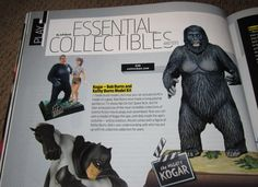 Check out the latest Geek Magazine!  with Kogar, Moebius and Cult