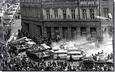 'Lenin wake up, Brezhnev has gone mad.' This was one of the slogans chanted on the street of Prague 30 years ago as Russian and Warsaw Pact troops invaded Czechoslovakia. Pictures Images, More Pictures, Prague Spring, Warsaw Pact, World 7, Prague Czech Republic, War Photography, Europe, Soviet Union
