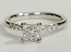 Perfect princess cut. Wow!!!!!!