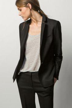 """Conviértete en una """"Working Girl"""" con los nuevos looks de Massimo Dutti otoño invierno 2015/16"""