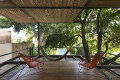 GG-15 House / Reyes Rios + Larraín Arquitectos, Mexico. Tropical Architecture